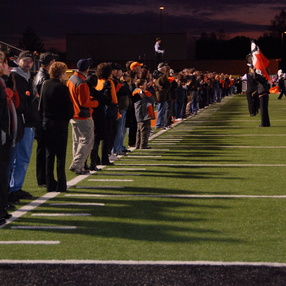Senior Night 10-21-11